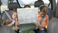 B.C. Road Trips With Kids Can Be Fun.