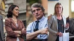 Gli uomini e le donne di Renzi nell'Ue: da Mogherini a Pittella e Bonafè, ecco gli