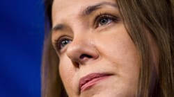 Danielle Smith Sorry Albertans Couldn't Debate