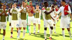 Mondial 2014: Costa Rica et Angleterre dos-à-dos