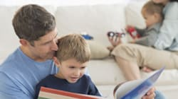 Les parents devraient faire la lecture à leurs petits chaque