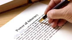 How To Properly Appoint an Attorney For Property or Personal