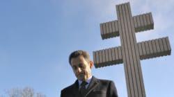 Nicolas Sarkozy reçoit le prix de l'Appel du 18