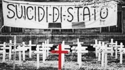 Domani tre suicidi, interessa a qualcuno? Padova li ricorda sabato 28