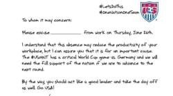 La lettre d'excuse que tous les salariés américains vont pouvoir montrer à leur