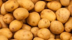 Comment éplucher rapidement un sac entier de pommes de terre?