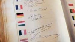 Renzi e Hollande sbagliano bandiera