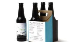 Il imprime son CV sur des bouteilles de bière...et obtient le