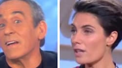 Thierry Ardisson n'aime ni Alessandra Sublet, ni le producteur de