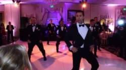 Il ballo scatenato al matrimonio