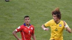 Mondial 2014: le Brésil se qualifie pour les quarts de finale éliminant le
