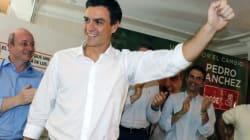 Pedro Sánchez se impuso a Madina en 12 comunidades, incluido