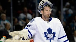 REPORT: Leafs Goalie Wants