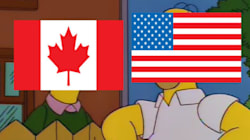 A Friendly Canada Day Message To Our Neighbours In The