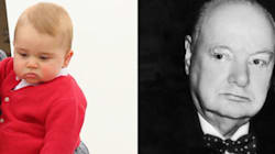 OK, Fine, Prince George Does Kind Of Look Like An Old