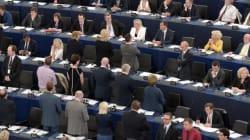 Les europhobes ont ostensiblement boudé l'hymne