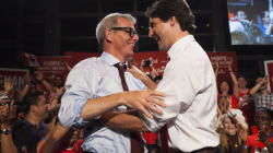 Trudeau's Liberals Win Big In