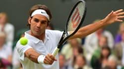Roger Federer renoue avec les quarts de finale à