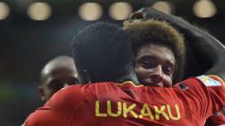 Regardez les buts de Belgique -