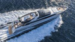 Riva122' Mythos, il nuovo grandioso yacht dal pedigree