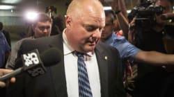 Ford Blames Racist, Homophobic Slurs On His
