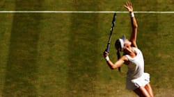 History! Eugenie Bouchard First Canadian In Wimbledon