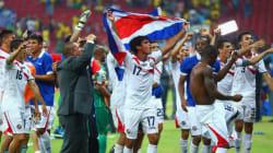 コスタリカサッカー大躍進の要因 スタイルの確立と10番の決定力