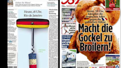 Pour les journaux allemands, le match est déjà