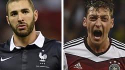 Pour Nike et Adidas, France-Allemagne est déjà une