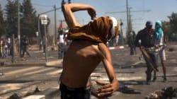 Gerusalemme est in fiamme per il funerale del ragazzo palestinese