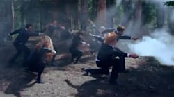 Harry Potter et Twilight s'affrontent dans un incroyable dance battle