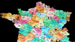 Le Sénat supprime la carte des régions dans la réforme