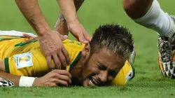 Mondial 2014: «Je ne sens plus mes jambes», criait