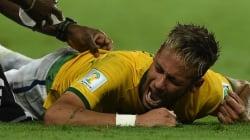 Le Brésilien Neymar ratera la suite du