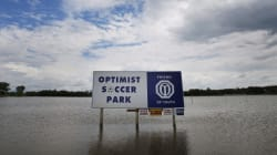 Le gouvernement bloque une visite de Mulcair dans les zones inondées au