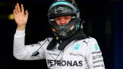 GP de Grande-Bretagne: Rosberg et Vettel en première