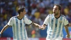 Regardez le but de l'Argentine qui élimine la