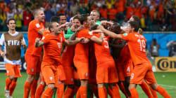 ワールドカップ、ベスト4出そろう オランダがPKでコスタリカを下す