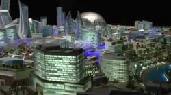 Bientôt à Dubaï, une ville climatisée et le plus grand centre commercial du monde