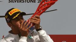 Hamilton remporte le GP de