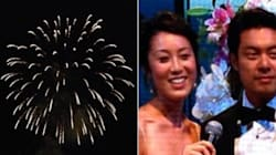 Fireworks Cap Off Lavish Vancouver Society