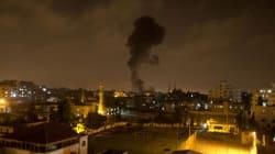 Sept morts dans des raids à Gaza, nouvelle nuit d'émeutes en