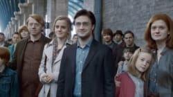 Pour ses 34 ans, Harry Potter arbore une nouvelle