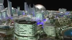 A Dubai si vivrà sotto una cupola con l'aria condizionata. Entro il 2020 (VIDEO,