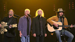'Neil Young' Sings 'Fancy' With Crosby, Stills And
