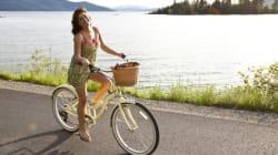Bici e moto sulle corsie preferenziali: i ciclisti esultano