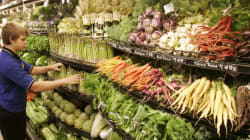 It's Safer To Shop In a Supermarket Than a Farmer's