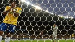 ブラジル、ドイツに1-7で歴史的大敗