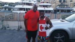 Quand P.K. Subban rencontre Magic Johnson... à Monaco
