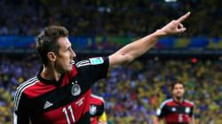 Klose a battu un record détenu par